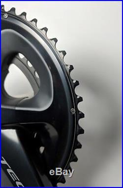 Shimano Ultegra 2x11 speed Road TT Bike Crankset FC-R8000 50/34 170