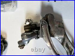 Shimano Ultegra 6700/6703 Groupset (shifters, rear mech, chainset, 105, Tiagra)
