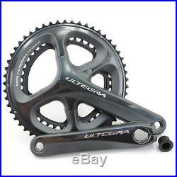 Shimano Ultegra 6800 11-Speed Road Bike Crankset 53/39t 170mm HollowTech II