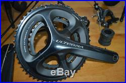 Shimano Ultegra 6800 11 speed road bike groupset