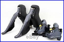 Shimano Ultegra Di2 R8070 Hydraulic Disc Brake Set & Derailleurs & EW90A & JC41