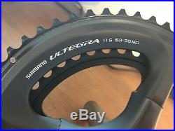 Shimano Ultegra FC-6800 Double Road Bike Crankset 11 speed