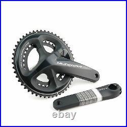 Shimano Ultegra FC-R8000 2 x 11 speed 50-34T 172.5mm Road Bike Crankset (OE)