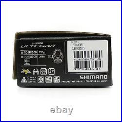 Shimano Ultegra PD-R8000 4mm Road Triathlon Bike Carbon Pedals & SM-SH11 Cleats