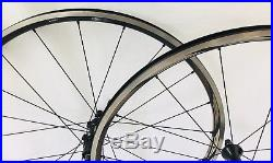 Shimano WH-RS61 Road Bike Clincher Wheelset 700c With Shimano Skewers 11 Speed