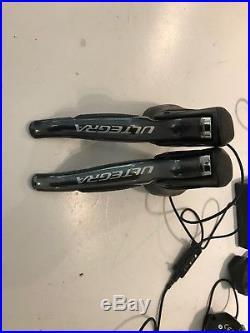 Shimano ultegra DI2 electronic mini groupset 11 speed road race bike