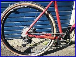 Sonder Camino AL Shimano GRX 1x Gravel Adventure Road Bike Barely Used