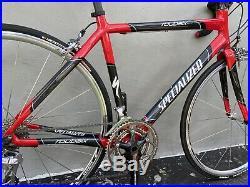 Specialized Roubiax Comp Road Carbon Bike Shimano Ultegra 105 FSA SL-K Triple