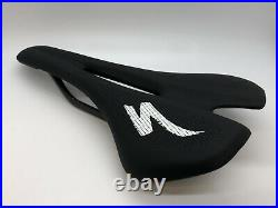 Specialized S-WORKS Toupe TEAM 155mm BG Saddle FACT Carbon Rail MINT TAKE-OFF