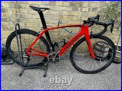 Specialized S WORKS VENGE CARBON ROAD RACE BIKE shimano di2 Carbon Miche Wheels