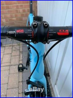 Specialized S-Works Tarmac SL5 Road Bike Shimano DI2 Carbon Wheelset 58cm