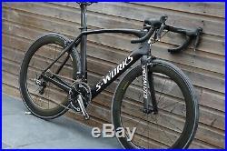 Specialized S-Works Venge Di2 Shimano Ultegra 56cm Medium Carbon Road Bike
