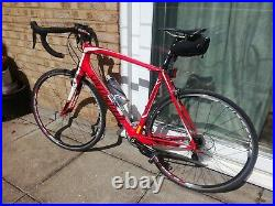 Specialized Tarmac Elite Carbon Road Bike 58cm frame great condition