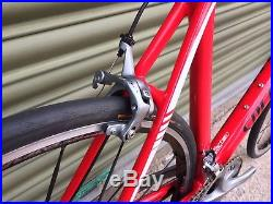 Specialized Tarmac SL2 2013 58cm Road Bike Bicycle Shimano Ultegra Mavic Kysrium