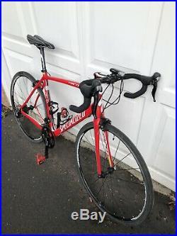 Specialized Tarmac SL2 Elite Road Bike Large 56cm Full Carbon Shimano 105