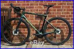 Specialized Tarmac SL6 Expert Disc Road Bike 54cm Shimano Ultegra/Carbon Wheels