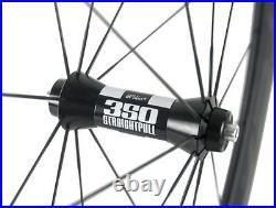Superteam 700C DT350 Carbon Cycling Carbon Wheels 50mm Clincher Carbon Wheelset