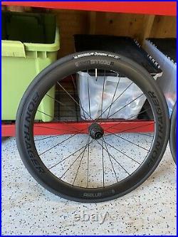TAKEOFFS Bontrager Aeolus 5 Comp DISC Carbon Alloy Wheels Wheelset SHIMANO SRAM