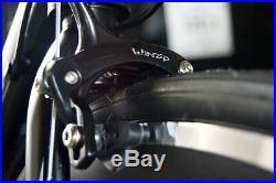 TEMAN Brand New Hybrid / Racing Road Bike Bicycles- Shimano 21 Speed -BLACK
