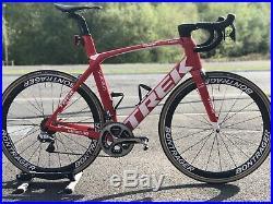 TREK MADONE 9.9 Road Bike Shimano Dura Ace Di2 Trek Segafredo Factory Racing