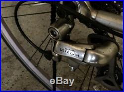 Trek 5000 TCT Carbon Road Bike 58cm Shimano Ultegra Bontrager Race X Lite