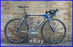 Trek 5200 OCLV carbon fibre road bike 56cm US Postal Shimano Ultegra