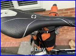Trek Domaine 6 Series Full Carbon Road Bike 56 cm Large. Full Shimano Ultegra