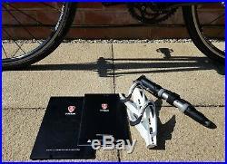 Trek Domane 4 Series 56cm Full Carbon Shimano 105 Road Bike