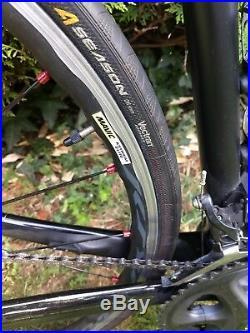 Trek Domane 5.2 Carbon road bike Shimano Ultegra Mavic Ksyrium Elite Wheelset