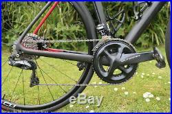 Trek Domane H2 SLR Disc road bike 52cm, Shimano Ultegra 8070 Di2, Roval Wheels