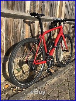 Trek Domane SL6 Pro Carbon Road Bike Shimano Ultegra Immaculate Condition 56cm