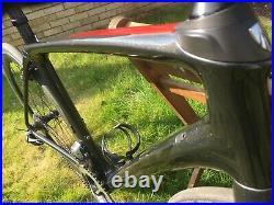 Trek Domane SLR, Dura Ace Di2, Full Carbon road bike 56cm