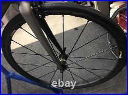 Trek Emonda SL6 carbon 53cm Road Bike. Shimano ultegra mavic ksyrium, upgraded