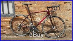 Trek Emonda SLR 56cm Carbon Road Bike Shimano Di2 Mavic Wheels