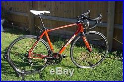 Trek Madone 2.1 Road Bike Red Shimano 105 Great Condition 56cm (M/L)