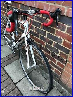 Trek Madone 5.2 56cm Carbon Road Bike, Bontrager, OCLV Carbon, Shimano Ultegra