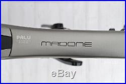 Trek Madone size 56 Shimano Dura Ace Silver road bike