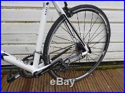 Trek alpha 1.5 Trek Road Bike Frame Size 58cm Shimano Tiagra Carbon Forks