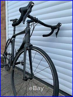 Trek emonda sl 6, Full Ultegra 58cm Carbon Fibre frame, Road, Shimano 105 pedal