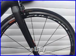Trek emonda slr 9 54cm H1 racing shimano dura ace ultegra fulcrum wheelset