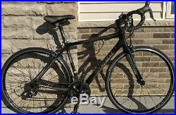 USED 2012 Trek Madone 5.2 Carbon Road Bike Black 54cm Shimano Ultegra