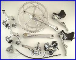 Used Shimano DURA ACE 7410 Sti Group Groupset 8 SP Crank Brakes Road Bike (IN)