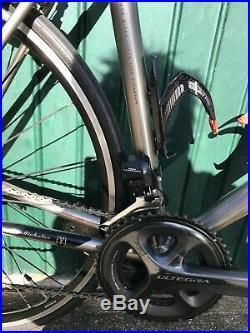 Van Nicholas Titanium Aquilo Racing Bike 56 Road race bike shimano ultegra DI2