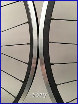 Velocity Dyad Shimano Dynamo Hub 36h 700c Road Cylcocross Gravel Bike Wheelset