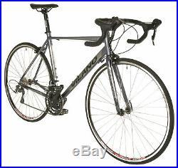 Vilano FORZA 2.0 Aluminum Carbon Road Bike with Shimano Tiagra STI