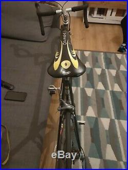 Vintage Look KG96 Carbon Road Bike Shimano tricolor
