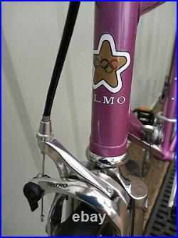 Vintage Olmo Italian Road Racing Bike 57cm. Columbus SLX. Shimano Excellent