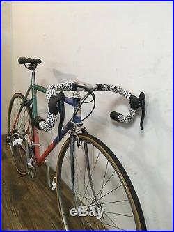 Vintage Pinarello Catena Lusso Racing Road Bike 14-Speed 53cm with Shimano 600