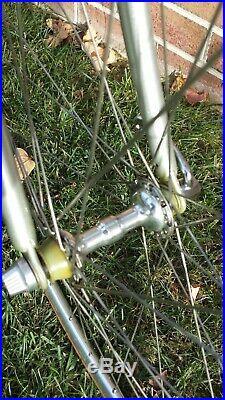 Vintage Shogun 80's Aero 57cm Roadbike Shimano Dura Ace & 600 AX Cycling History