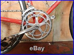 Vintage road racing bike Bianchi Rekord 845 Shimano 105 Arrow 55cm / 21,5'